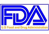 Selo de Certificação - U.S Food and Drug Administration